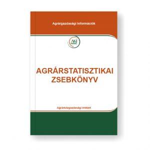 Agrárstatisztikai zsebkönyv